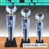 成都水晶奖杯定制|水晶奖杯价格|免费刻字定制奖杯|