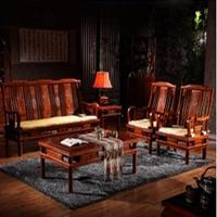 【2号商铺】红木家具沙发