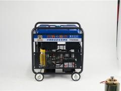 TO250A柴油发电点焊机检查情况